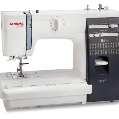 Janome Alta Gama 523H - Maquinería JuanMa