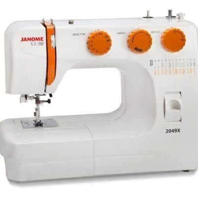 Janome 2049X - Maquinería JuanMa